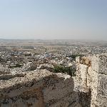El Kef - Panorama vu depuis la Kasbah