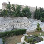 El Kef - La Kasbah vue de la terrasse de dar Boumakhlouf