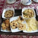 Dar Boumakhlouf - le petit déjeuner traditionnel