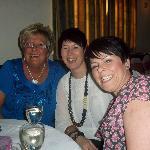 Brenda, Zoe & Trisha