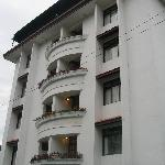 Hotel from outside