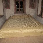 The honeymoon bed :)