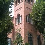 Torre del Balneario original