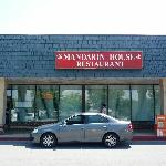 The front of Mandarin