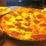 Pepperoni Supremo Thin Crust Pizza