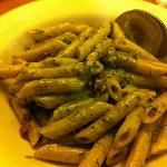 Pesto Cream Penne