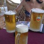 Bar near beach