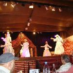 Traditioneller Hochzeitstanz - Dinnervorführung