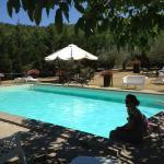 La fantastica piscina!