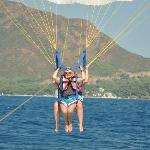 me and kims parasailing