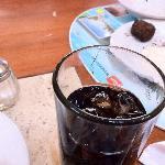 Vaso Roto, mal servicio en restaurantes