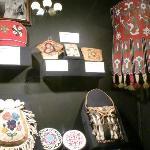 先住民の工芸品