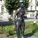 Charlie Chaplin - The Tramp