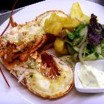 Whole Lobster Special
