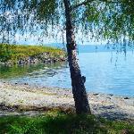 Shores of Ilopango Lake