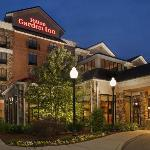 Hilton Garden Inn Nashville Franklin Cool Springs Entrance