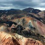 Montagne colorate