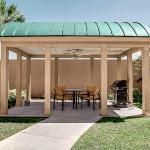 Courtyard Brunswick Pavilion