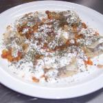 Afghan Mantoo (highly favorite item)
