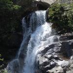 Cascata sul torrente Chiusella