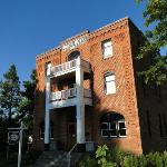 The Balch Hotel - a beautiful, stately building in small-town Dufur.