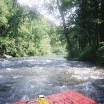 Going down the Nantahala River