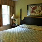 Nice side bed