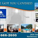 Welcome to the Americas best value inn Northwood