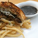 Short Rib Grilled Cheese Sandwidh