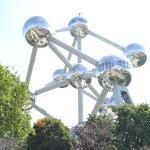 Atomium in Heysel