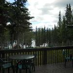 Dawson Peaks spectacular scenery