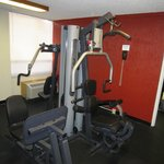 Fitness Room - Weight Equipment