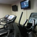 Fitness Room - Treadmills