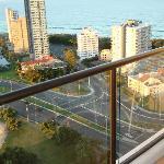 Blick auf die Gegend vom Balkon aus_4