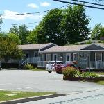 Motel de l'Outlet, western half
