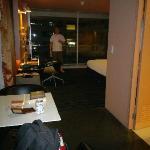 Corner Suite room 715
