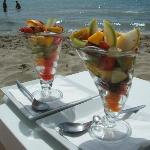 Fruit salads from Cap Sud