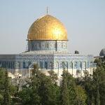 Monte del Templo, Templo de la Roca, Jerusalem, Israel