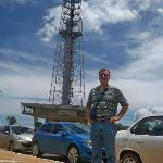 Me in front of TV Tower where I took the pics