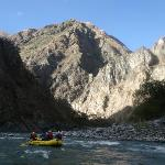 Activities Peru Rafting tours