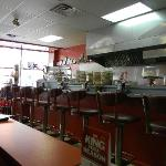 Inside of Angie's