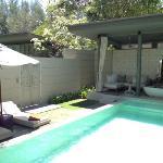 ... Sala Pool Villa : Villa 64