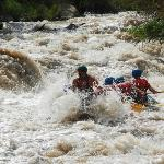 Thunder Run on the Upper Kern River