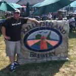 Kelleys Island Brewery. Ohio