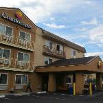 Comfort Inn, Yreka