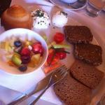 'fit' breakfast