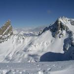 Valluga Mountain view from Zurs
