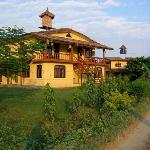 Hotel Sapana Village Lodge in Chitwan Nepal