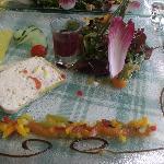 terrine de legumes maison