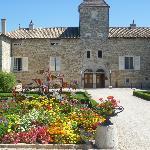 Arrivée au Château !